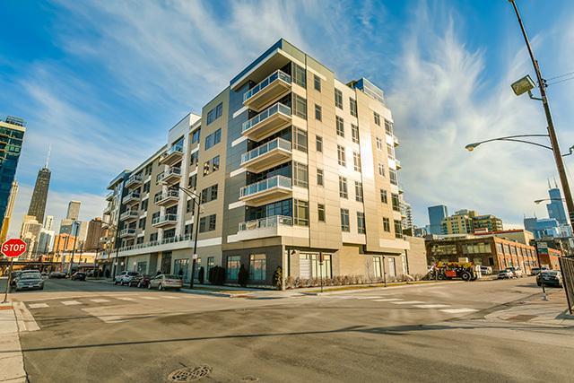 367 W Locust Street #508, Chicago, IL 60610 (MLS #10170228) :: Leigh Marcus | @properties