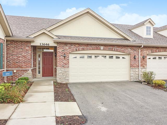 13646 S Playa Vista Boulevard, Plainfield, IL 60544 (MLS #10170261) :: Berkshire Hathaway HomeServices Snyder Real Estate