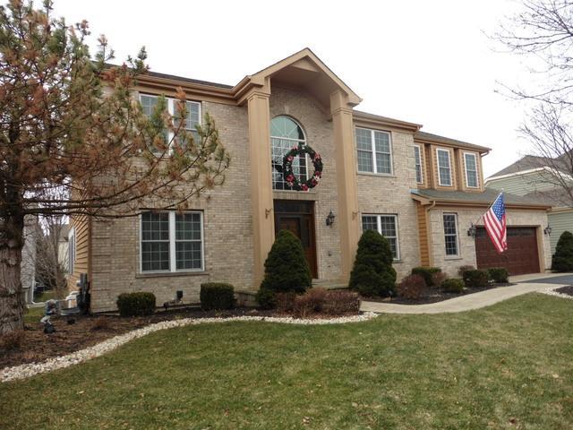 1132 Ridgewood Circle, Lake In The Hills, IL 60156 (MLS #10170290) :: Lewke Partners