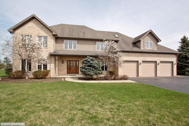 25339 N Northbridge Road, Hawthorn Woods, IL 60047 (MLS #10170301) :: The Wexler Group at Keller Williams Preferred Realty