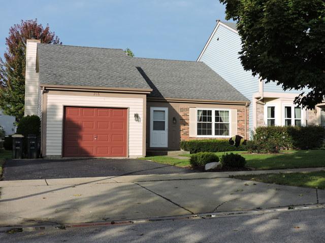 216 Bingham Circle, Mundelein, IL 60060 (MLS #10170344) :: The Wexler Group at Keller Williams Preferred Realty