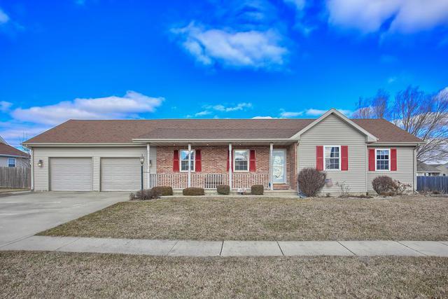 510 W Sangamon Street, Fisher, IL 61843 (MLS #10170518) :: Ryan Dallas Real Estate