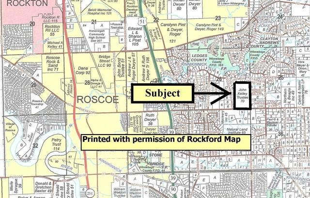 Lot 1 Elevator Road, Roscoe, IL 61073 (MLS #10170933) :: HomesForSale123.com