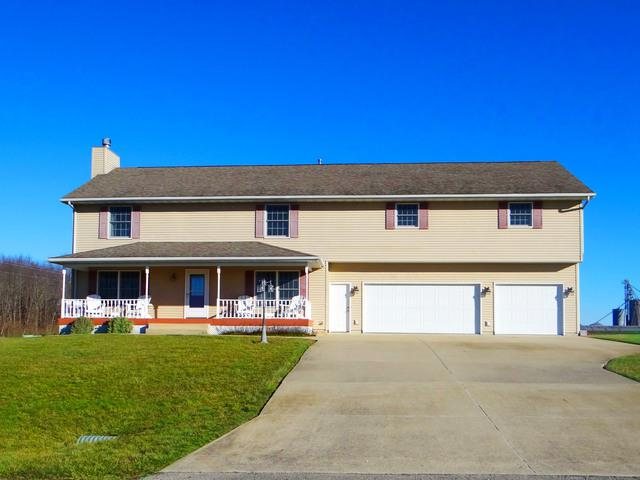 5972 Timberlake Drive, WELDON, IL 61882 (MLS #10171177) :: The Mattz Mega Group