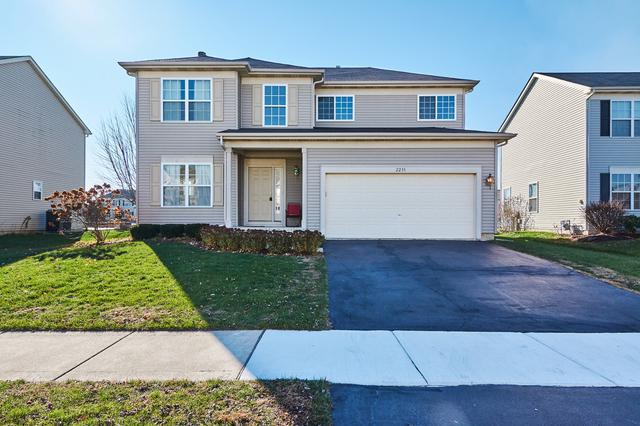 2231 Hagaman Lane, Montgomery, IL 60538 (MLS #10171183) :: The Wexler Group at Keller Williams Preferred Realty