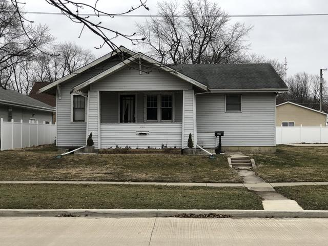 202 S Chicago Street, Dwight, IL 60420 (MLS #10171503) :: Baz Realty Network | Keller Williams Preferred Realty