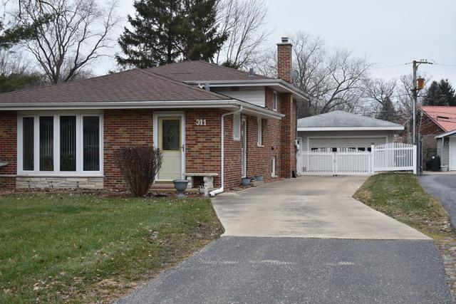311 Beech Street, Willow Springs, IL 60480 (MLS #10171508) :: Ryan Dallas Real Estate
