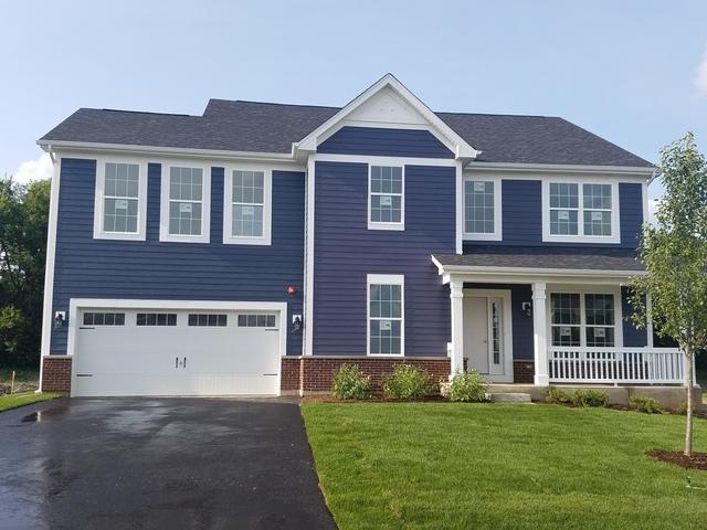 3472 Harold Lot#51 Circle, Hoffman Estates, IL 60192 (MLS #10171548) :: Baz Realty Network | Keller Williams Preferred Realty