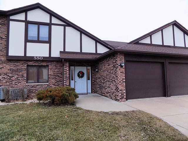 550 Golf Road 5B, Streator, IL 61364 (MLS #10171697) :: Berkshire Hathaway HomeServices Snyder Real Estate