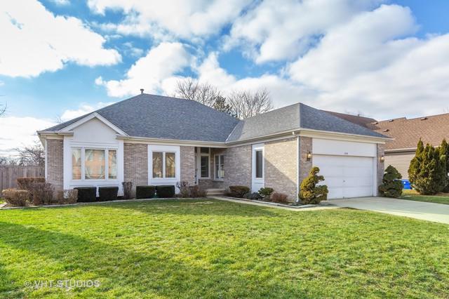 634 N Victoria Drive, Palatine, IL 60074 (MLS #10171788) :: Baz Realty Network | Keller Williams Preferred Realty