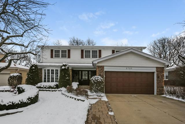 2735 N Harvard Avenue, Arlington Heights, IL 60004 (MLS #10171915) :: T2K Properties