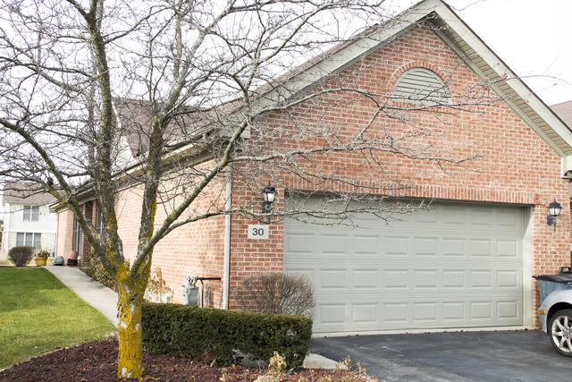 30 Aegina Drive, Tinley Park, IL 60477 (MLS #10171923) :: Baz Realty Network | Keller Williams Preferred Realty