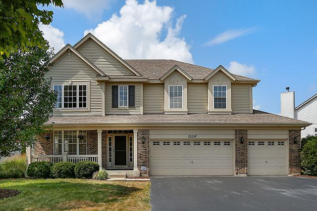 13332 Morning Mist Place, Plainfield, IL 60585 (MLS #10172020) :: Baz Realty Network | Keller Williams Preferred Realty