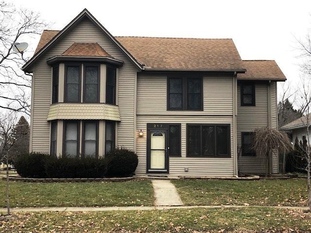 217 W Crawford Street, Peotone, IL 60468 (MLS #10172500) :: Baz Realty Network | Keller Williams Preferred Realty
