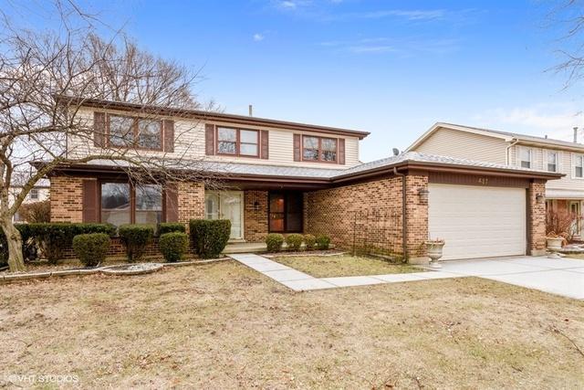 627 Cherrywood Drive, Wheeling, IL 60090 (MLS #10172525) :: Helen Oliveri Real Estate