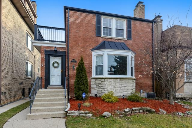6043 N Keeler Avenue, Chicago, IL 60646 (MLS #10172534) :: The Jacobs Group