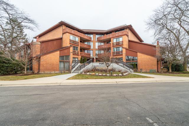 706 Waukegan Road 7C, Glenview, IL 60025 (MLS #10172551) :: HomesForSale123.com