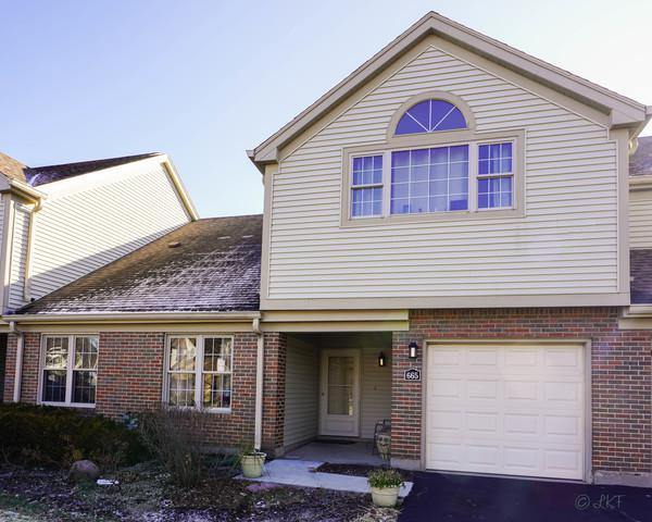 665 Dorset Court, Wheeling, IL 60090 (MLS #10172764) :: Helen Oliveri Real Estate