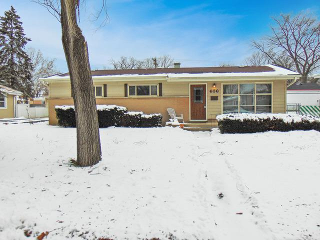 636 W Pleasant Avenue, Villa Park, IL 60181 (MLS #10172770) :: The Wexler Group at Keller Williams Preferred Realty