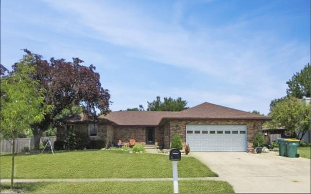 15417 S Sunshine Circle, Plainfield, IL 60544 (MLS #10172787) :: The Wexler Group at Keller Williams Preferred Realty
