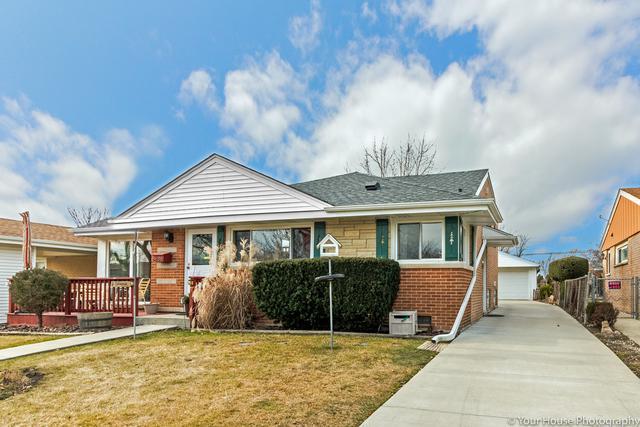 8638 N Osceola Avenue, Niles, IL 60714 (MLS #10172825) :: Helen Oliveri Real Estate