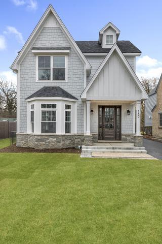 160 Harbor Street, Glencoe, IL 60022 (MLS #10172831) :: The Wexler Group at Keller Williams Preferred Realty