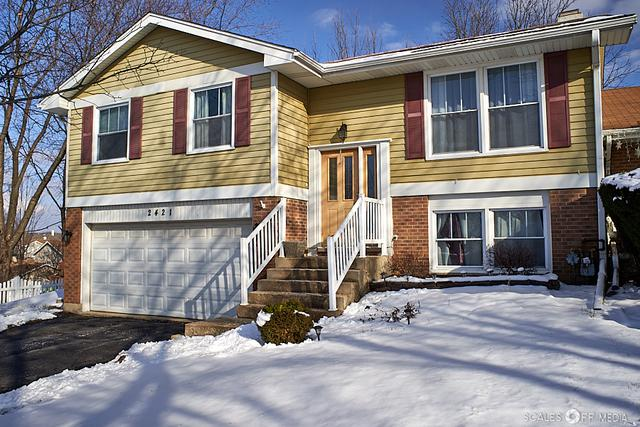 2421 Royal Drive, Lombard, IL 60148 (MLS #10172887) :: The Wexler Group at Keller Williams Preferred Realty
