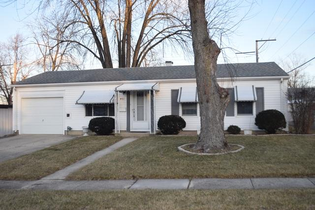 401 Laurel Avenue, Romeoville, IL 60446 (MLS #10172889) :: The Wexler Group at Keller Williams Preferred Realty