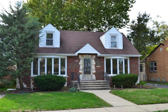 9804 S Homan Avenue, Evergreen Park, IL 60805 (MLS #10172935) :: The Wexler Group at Keller Williams Preferred Realty