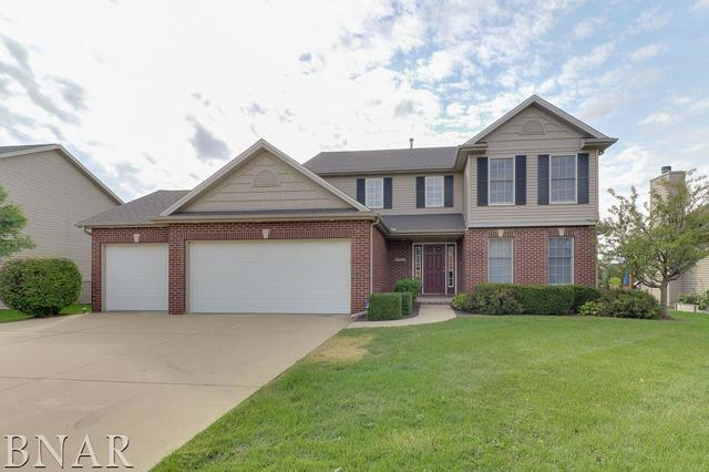 1717 Fraser Drive, Normal, IL 61761 (MLS #10222170) :: Berkshire Hathaway HomeServices Snyder Real Estate