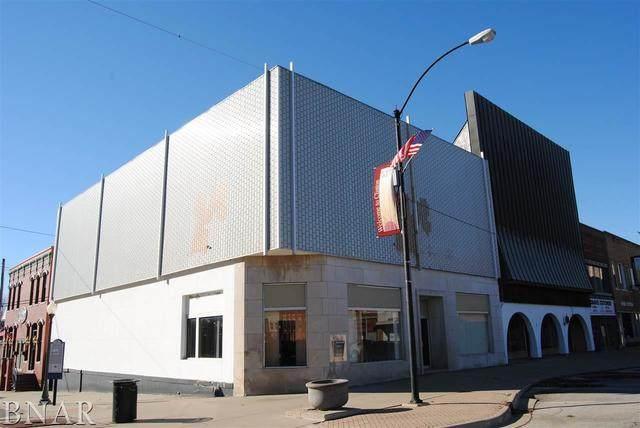 400-403 S Side Square, CLINTON, IL 61727 (MLS #10247326) :: John Lyons Real Estate
