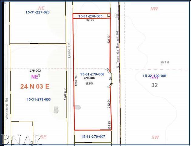 Towanda Barnes/Leslie Drive, Bloomington, IL 61704 (MLS #10247396) :: Baz Realty Network | Keller Williams Preferred Realty
