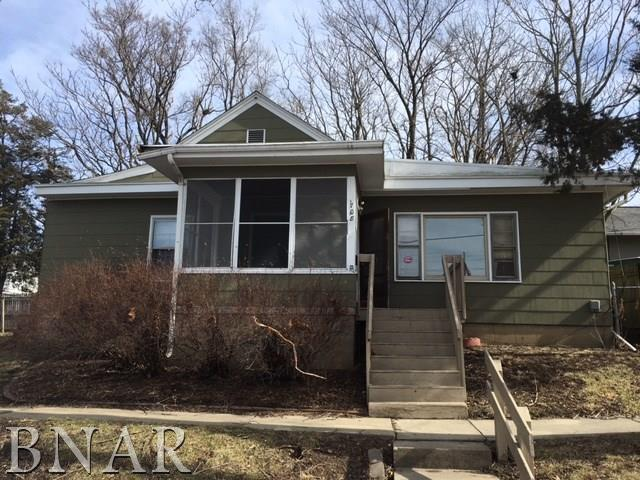 708 S Madison, Bloomington, IL 61701 (MLS #10247455) :: Janet Jurich Realty Group
