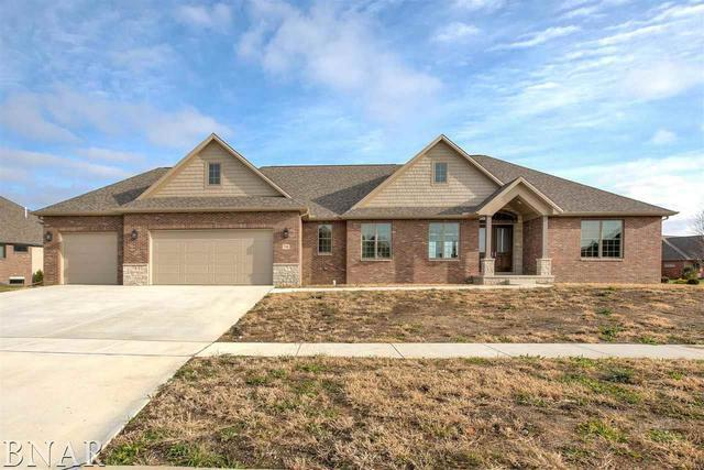 752 Canyon Creek, Normal, IL 61761 (MLS #10247461) :: Janet Jurich Realty Group