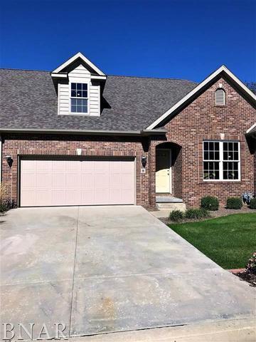9 Prairie Vista, Bloomington, IL 61704 (MLS #10247462) :: Berkshire Hathaway HomeServices Snyder Real Estate