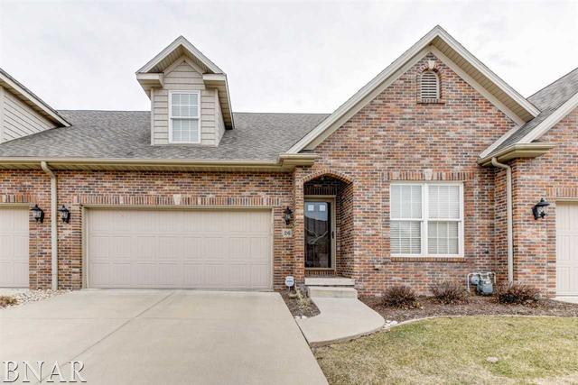 26 Prairie Vista, Bloomington, IL 61704 (MLS #10247468) :: Berkshire Hathaway HomeServices Snyder Real Estate