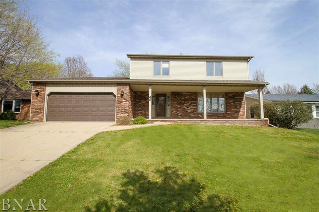 45 Kenfield Circle, Bloomington, IL 61704 (MLS #10247475) :: Helen Oliveri Real Estate