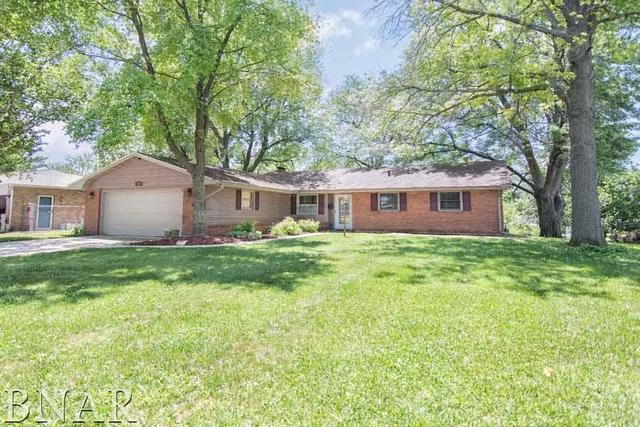 317 Vista, Bloomington, IL 61701 (MLS #10247500) :: Baz Realty Network | Keller Williams Preferred Realty