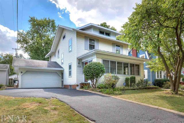 1225 E Washington, Bloomington, IL 61701 (MLS #10247555) :: Berkshire Hathaway HomeServices Snyder Real Estate