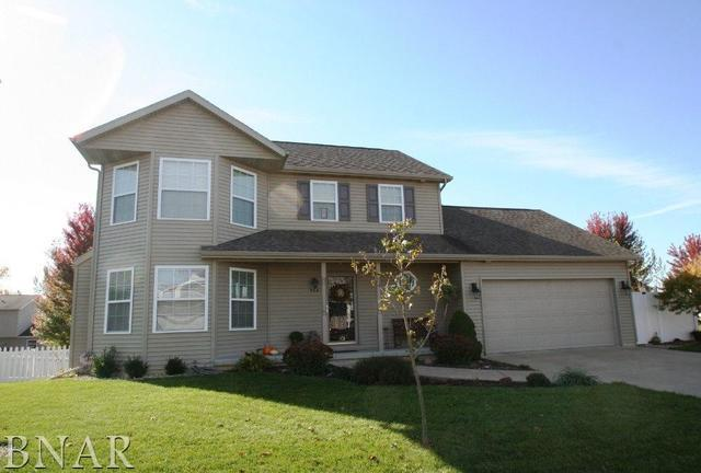 504 Newcastle, Mackinaw, IL 61755 (MLS #10247594) :: BNRealty