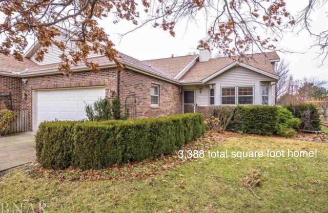 8625 Oakmont Road, Bloomington, IL 61705 (MLS #10247629) :: Janet Jurich Realty Group