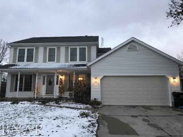 203 Lake Shore Circle, Bloomington, IL 61704 (MLS #10247656) :: Berkshire Hathaway HomeServices Snyder Real Estate