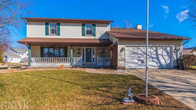 1408 Dover Road, Bloomington, IL 61704 (MLS #10247673) :: Janet Jurich Realty Group