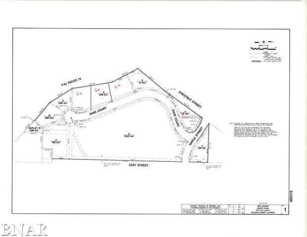Lot 10 Persimmon, LEROY, IL 61752 (MLS #10247746) :: The Perotti Group | Compass Real Estate