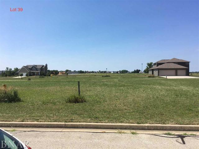 LOT 39 Franklin Heights, Normal, IL 61761 (MLS #10247755) :: Berkshire Hathaway HomeServices Snyder Real Estate