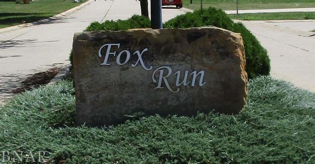 Lot #7 Fox Run Court, LEROY, IL 61752 (MLS #10247758) :: Ryan Dallas Real Estate
