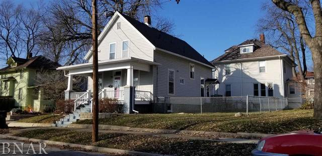 602 E Jackson, Bloomington, IL 61701 (MLS #10247827) :: Berkshire Hathaway HomeServices Snyder Real Estate