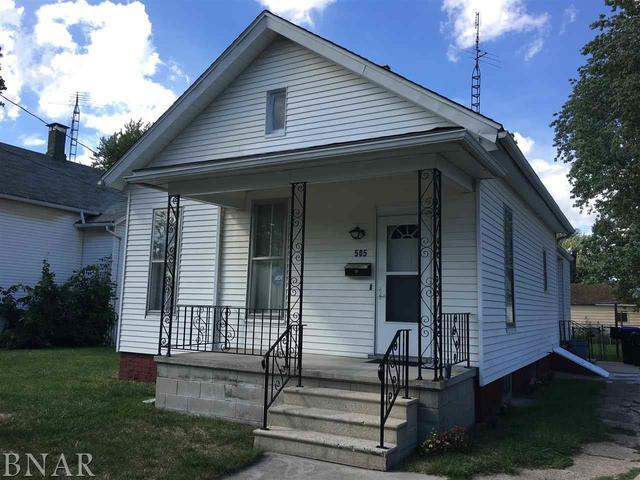 505 W Wood, Bloomington, IL 61701 (MLS #10247924) :: The Dena Furlow Team - Keller Williams Realty