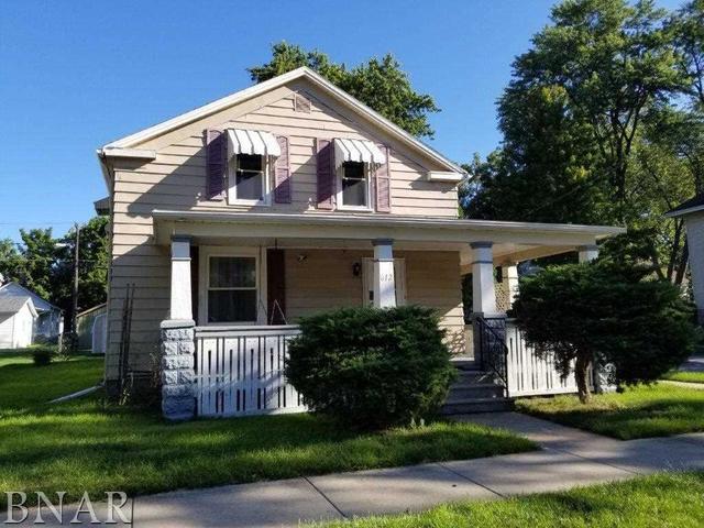 612 E Monroe, Bloomington, IL 61701 (MLS #10247925) :: Baz Realty Network | Keller Williams Preferred Realty