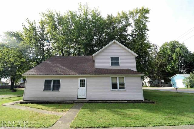 108 W Wood Street, Colfax, IL 61728 (MLS #10247943) :: Berkshire Hathaway HomeServices Snyder Real Estate